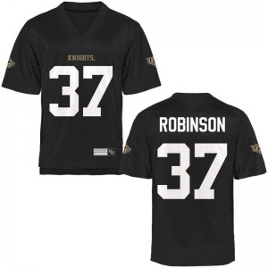 Aaron Robinson UCF Knights Player Men Game Jerseys - Black