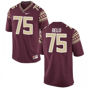 Abdul Bello FSU Seminoles Alumni For Men Game Jersey - Garnet