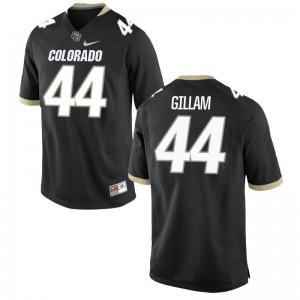 Addison Gillam UC Colorado High School Mens Game Jersey - Black