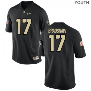 Ahmad Bradshaw Army High School For Kids Game Jersey - Black
