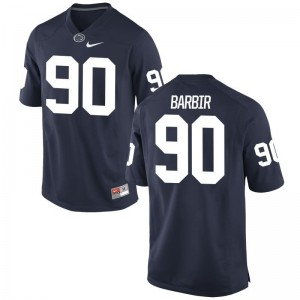 Alex Barbir PSU Official For Men Game Jersey - Navy