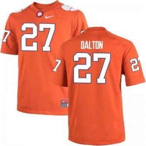 Alex Dalton Clemson National Championship Football Men Limited Jerseys - Orange