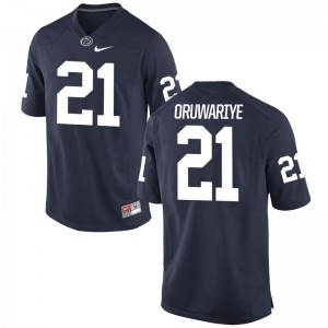 Amani Oruwariye PSU Alumni Men Game Jerseys - Navy