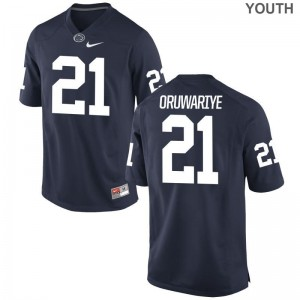 Amani Oruwariye Penn State Nittany Lions Football Youth Game Jersey - Navy