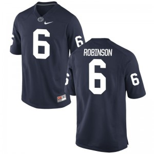 Andre Robinson Penn State Nittany Lions Player Men Game Jersey - Navy