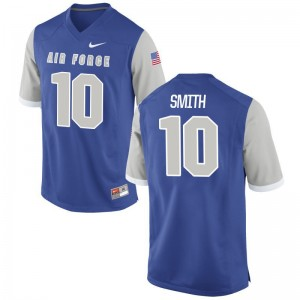 Andrew Smith Air Force NCAA Mens Game Jerseys - Royal