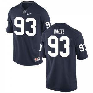 Antoine White PSU University For Men Game Jerseys - Navy