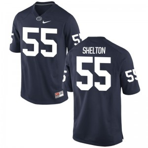 Antonio Shelton Penn State College Mens Game Jerseys - Navy
