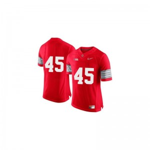 Archie Griffin Ohio State Football Men Game Jerseys - Red Diamond Quest Patch