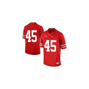 Archie Griffin Ohio State University Men Game Jersey - Red