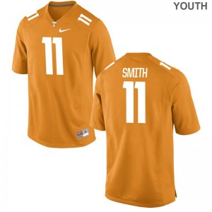 Austin Smith UT Player Youth(Kids) Limited Jersey - Orange