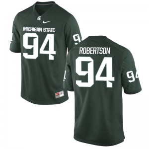 Auston Robertson Spartans University Youth Limited Jersey - Green