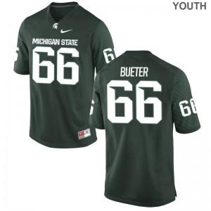 Blake Bueter Michigan State University Youth(Kids) Game Jerseys - Green