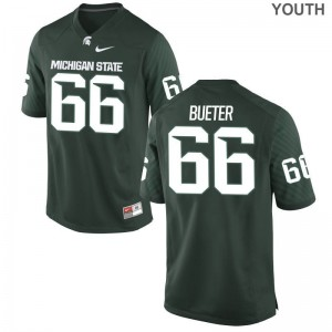 Blake Bueter MSU Alumni Youth(Kids) Limited Jerseys - Green