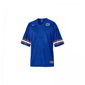 Blank Florida Gators Football Kids Game Jersey - Blue