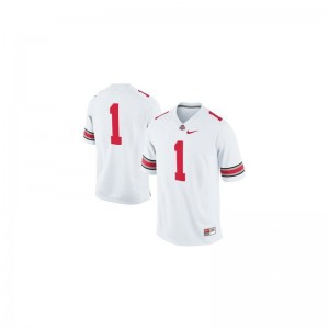 Braxton Miller Ohio State College Kids Limited Jersey - White
