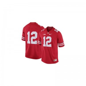Cardale Jones OSU Buckeyes University For Kids Game Jerseys - Red