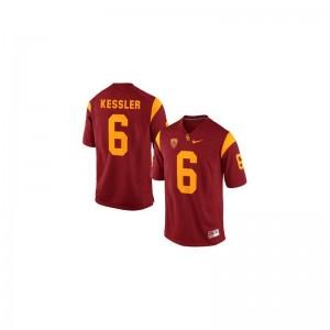Cody Kessler Trojans Official For Kids Limited Jerseys - Cardinal