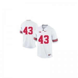 Darron Lee Ohio State Player Kids Limited Jerseys - White