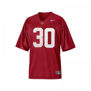Dont'a Hightower Bama High School Youth Game Jersey - Red