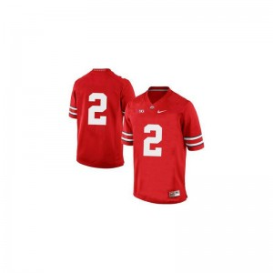 Dontre Wilson Ohio State Buckeyes College Youth Game Jersey - Red
