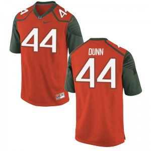 Eddie Dunn Miami Official For Kids Limited Jersey - Orange