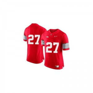 Eddie George Ohio State NCAA Kids Limited Jersey - Red Diamond Quest Patch