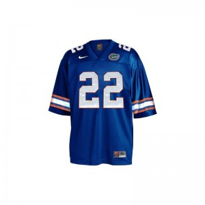 Emmitt Smith University of Florida Player Mens Game Jerseys - Blue