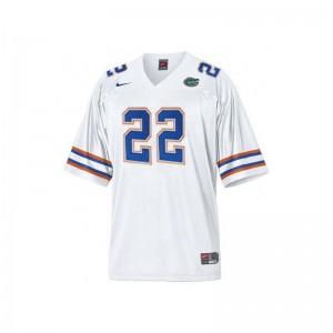 Emmitt Smith Florida University For Men Game Jerseys - White