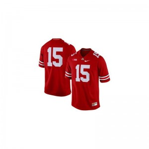 Ezekiel Elliott Ohio State University Men Game Jersey - Red