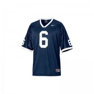 Gerald Hodges Penn State Alumni Men Game Jersey - Navy Blue