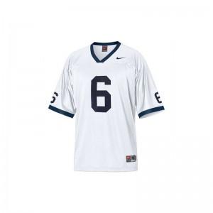 Gerald Hodges Penn State High School Kids Game Jerseys - White