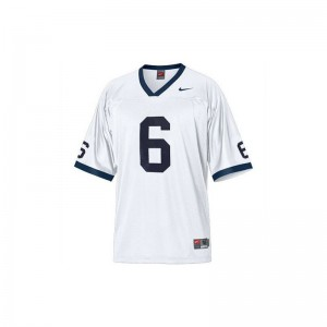 Gerald Hodges Nittany Lions High School Youth Limited Jersey - White