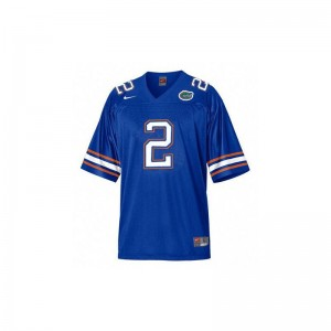 Jeff Demps Florida Gators Player For Kids Limited Jerseys - Blue