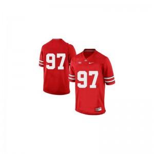 Joey Bosa OSU University For Men Game Jersey - Red