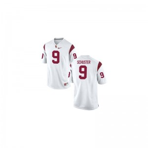 JuJu Smith-Schuster Trojans Official For Kids Limited Jerseys - White