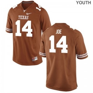 Lorenzo Joe UT College Kids Limited Jerseys - Orange
