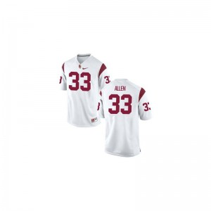 Marcus Allen USC Trojans NCAA Mens Game Jersey - White