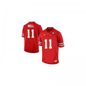 Vonn Bell Ohio State NCAA For Men Limited Jersey - #11 Red Diamond Quest 2015 Patch