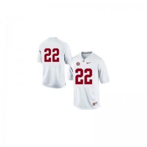 Mark Ingram Bama Alumni Mens Game Jersey - #22 White