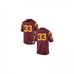 Marcus Allen USC Football Mens Limited Jerseys - #33 Cardinal