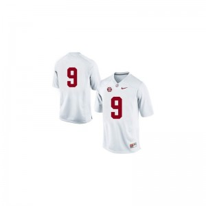 Amari Cooper Bama Alumni Mens Limited Jersey - #9 White