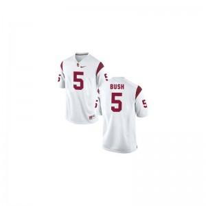 Reggie Bush USC Official Youth(Kids) Game Jerseys - White