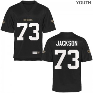 Samuel Jackson University of Central Florida NCAA For Kids Limited Jersey - Black