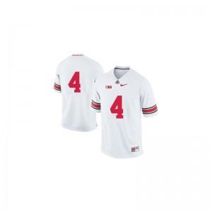 Santonio Holmes OSU University For Men Limited Jerseys - White