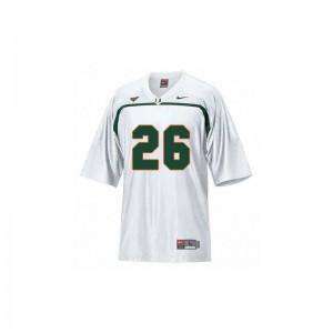 Sean Taylor Miami High School Men Limited Jerseys - White