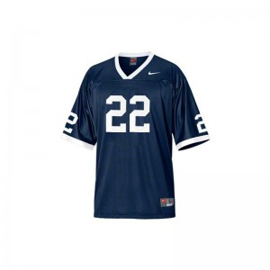 T.J. Rhattigan Penn State Nittany Lions Alumni Mens Game Jerseys - Navy Blue