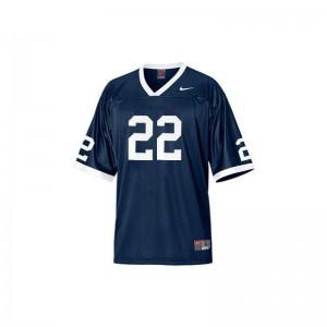 T.J. Rhattigan Penn State College Youth Game Jerseys - Navy Blue