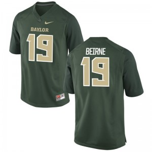 Tucker Beirne Miami University Youth Limited Jerseys - Green
