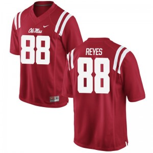 Ty Reyes Ole Miss Alumni For Men Game Jersey - Red